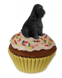 pupcake Engelse Cocker spaniel zwart