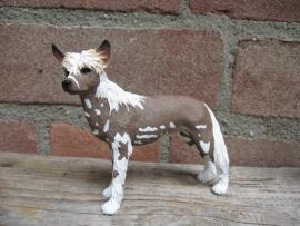 beeldje Chinese naakthond