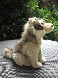 pluchen Wolf