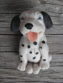 koelkastmagneet Dalmatiër pup