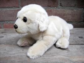 pluchen Labrador blond