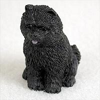 miniatuur Chow Chow zwart