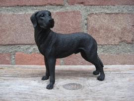 beeldje Duitse Dog zwart