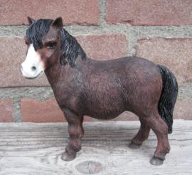 beeldje Shetland pony