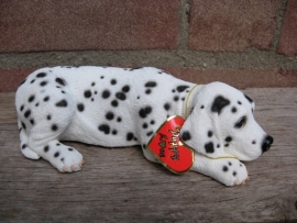 beeldje Dalmatierpup