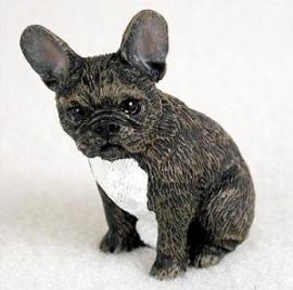 miniatuur Franse Bulldog zwart