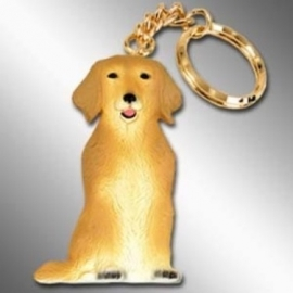 sleutelhanger Golden Retriever