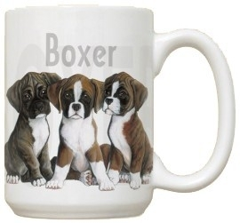 mok Boxer pups XL