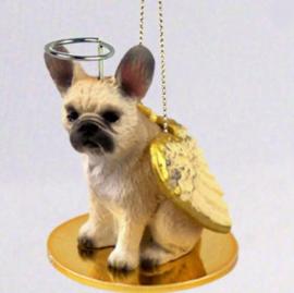 engeltje Franse Bulldog beige