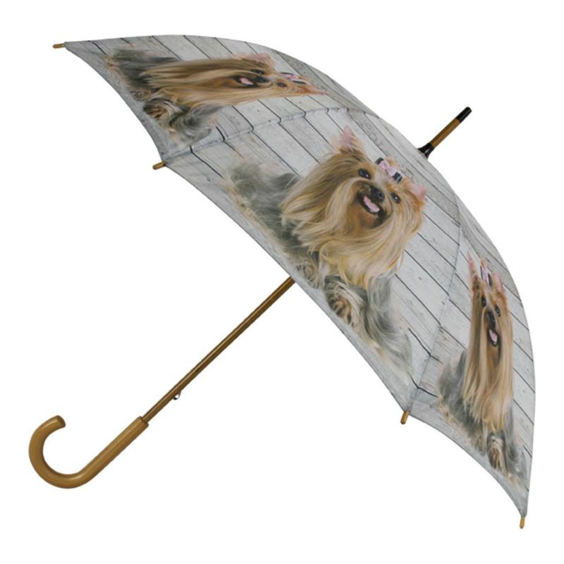paraplu Yorkshire Terriër