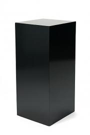 Schwarze Sockel & Säulen 20 Serie