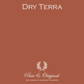 Dry Terra Lackfarbe Pure & Original