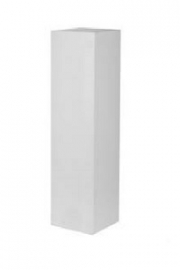 Weiße Sockel & Säulen