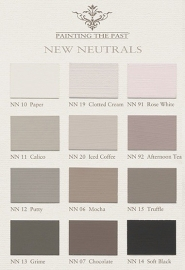 Farbkarte New Neutrals
