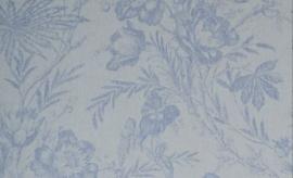 59203 Indienne Bleuet Flamant Suite V Mystic Impressions