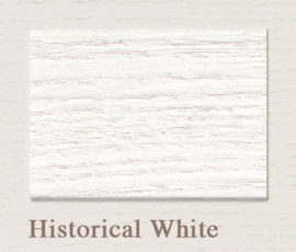 Historical White OUTDOOR Lack Painting The Past