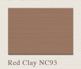 NC93 Red Clay Painting The Past Wandfarbe