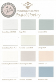 Pastel Poetry