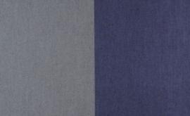 30006 Grande Stripe Dauphin et Nocturne Flamant Suite II Les Rayures