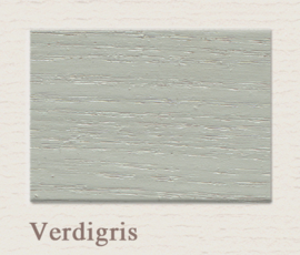 Verdigris OUTDOOR Lack Painting The Past