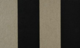 18101 Stripe Velvet and Lin Artichaut Flamant Suite III