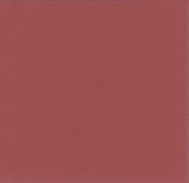 P39 Balmoral Red Flamant Lack Wall & Wood