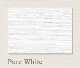 Pure White OUTDOOR Lack Painting The Past