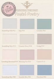 Farbkarte Pastel Poetry