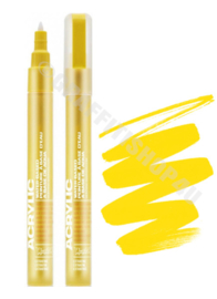 Montana Acrylic Marker 0,7mm Shock Yellow Light