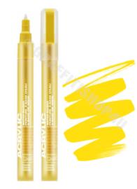 Montana Acrylic Marker 0,7mm  SH1000 Yellow Light