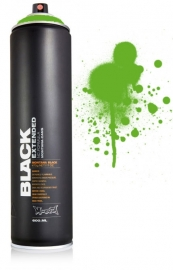 Montana Black 600ml Power Green