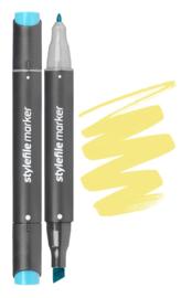 Stylefile Marker Pastel Yellow