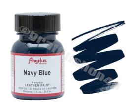 Angelus Leerverf 29ml Navy Blue