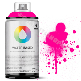 MTN Water Based Fluor Fuchsia