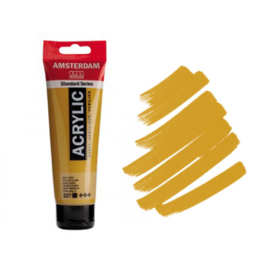 Amsterdam Acryl 120ml Yellow Ochre