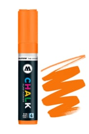 Molotow Chalk Marker 4-8mm Neon Orange