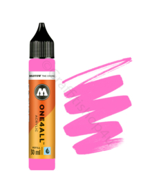 One4All refill 30ml Fluor Pink