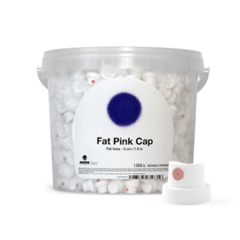 MTN Fat Cap Pink  Bucket 1000
