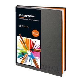 Molotow Professional Sketchbook A4 portrait