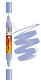 Molotow Acrylic Twin Blue Violet Pastel