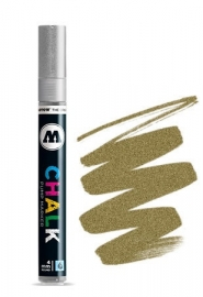 Molotow Chalk Marker 4mm Goud