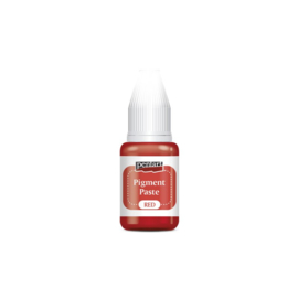 Pentart pigmentpasta 20ml Rood