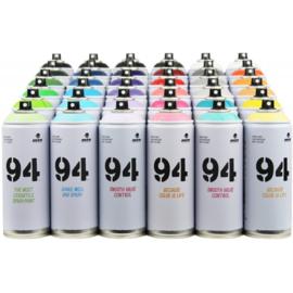 MTN 94  Pack  36x400ml