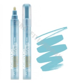Montana Acrylic Marker  2mm SH5000 Blue Light