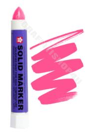 Sakura Solid Marker Fluor Pink