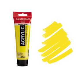 Amsterdam Acryl 120ml Azo Yellow Light
