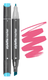 Stylefile Marker  Cherry Pink