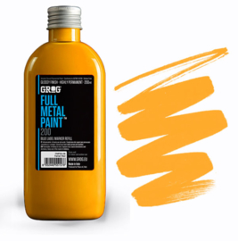 Grog  FM Paint Sunray Yellow