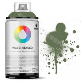 MTN Water Based 300ml Grey Green Deep