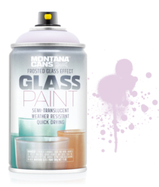Montana Glass Paint 250ml  Frosted/Matt Rosé
